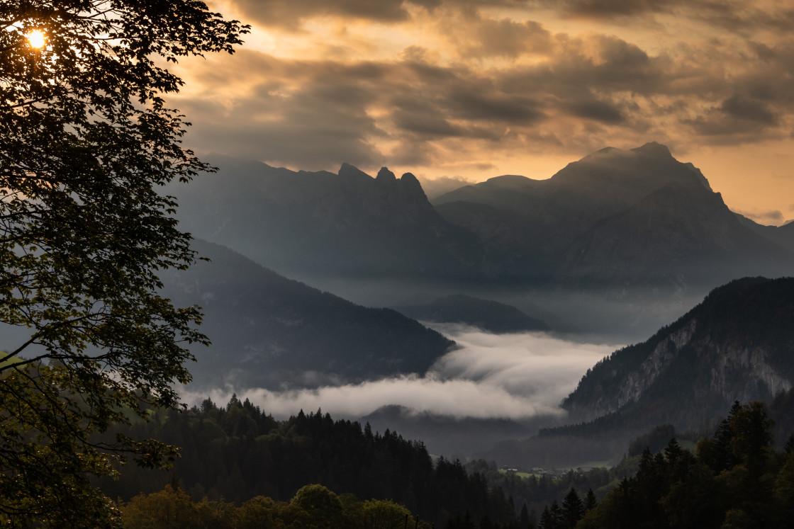 """autumn morning"" stock image"