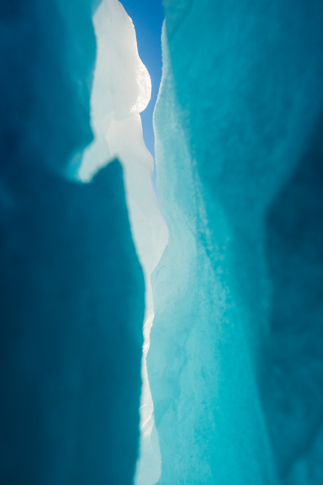 """Ice formation"" stock image"