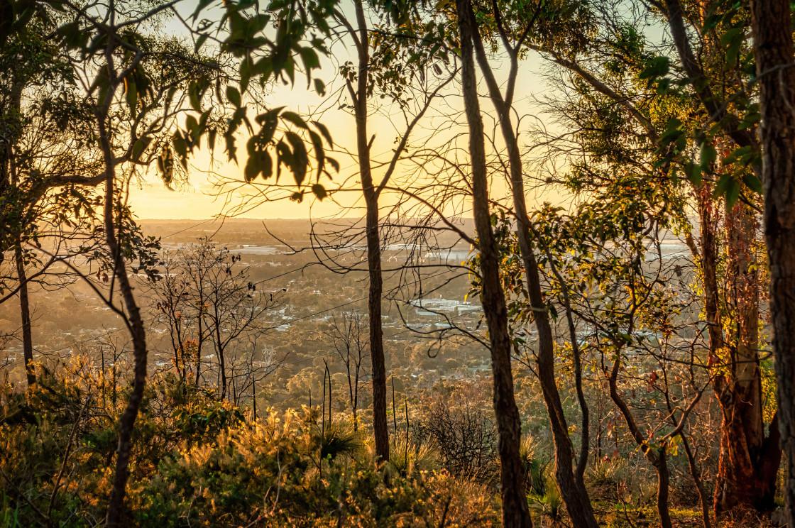 """Perth Coastal Plain View"" stock image"