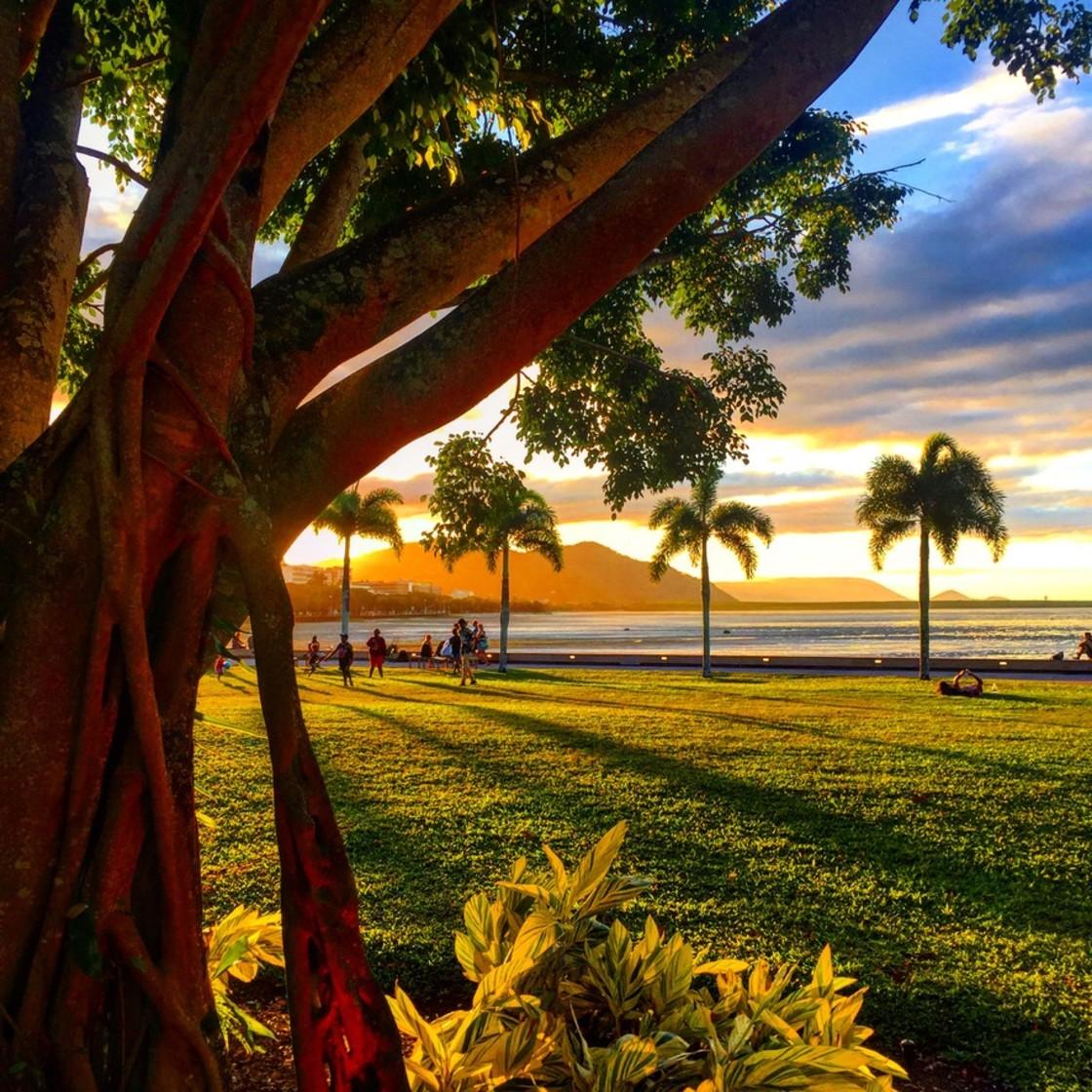 """Cairns, Australia"" stock image"