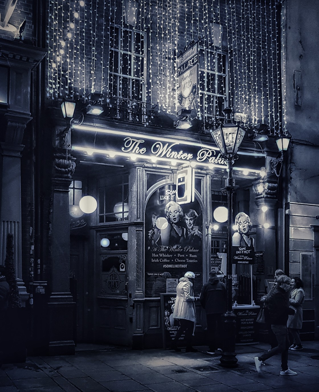 """Dublin City"" stock image"