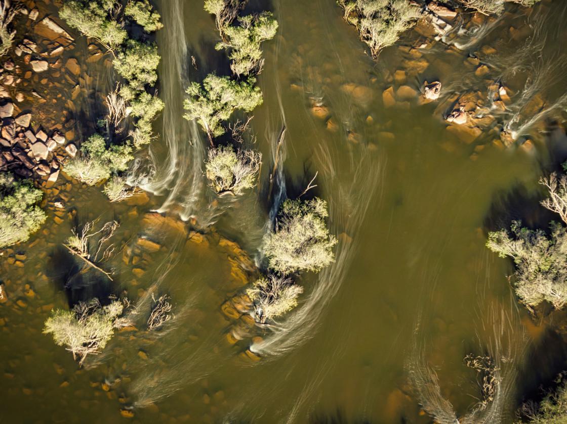 """Avon River Streaming"" stock image"