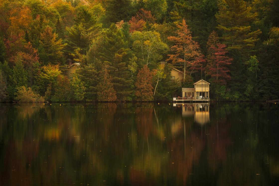 """""""Autumn vacation"""" stock image"""