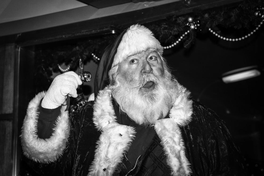 """""""Santa"""" stock image"""