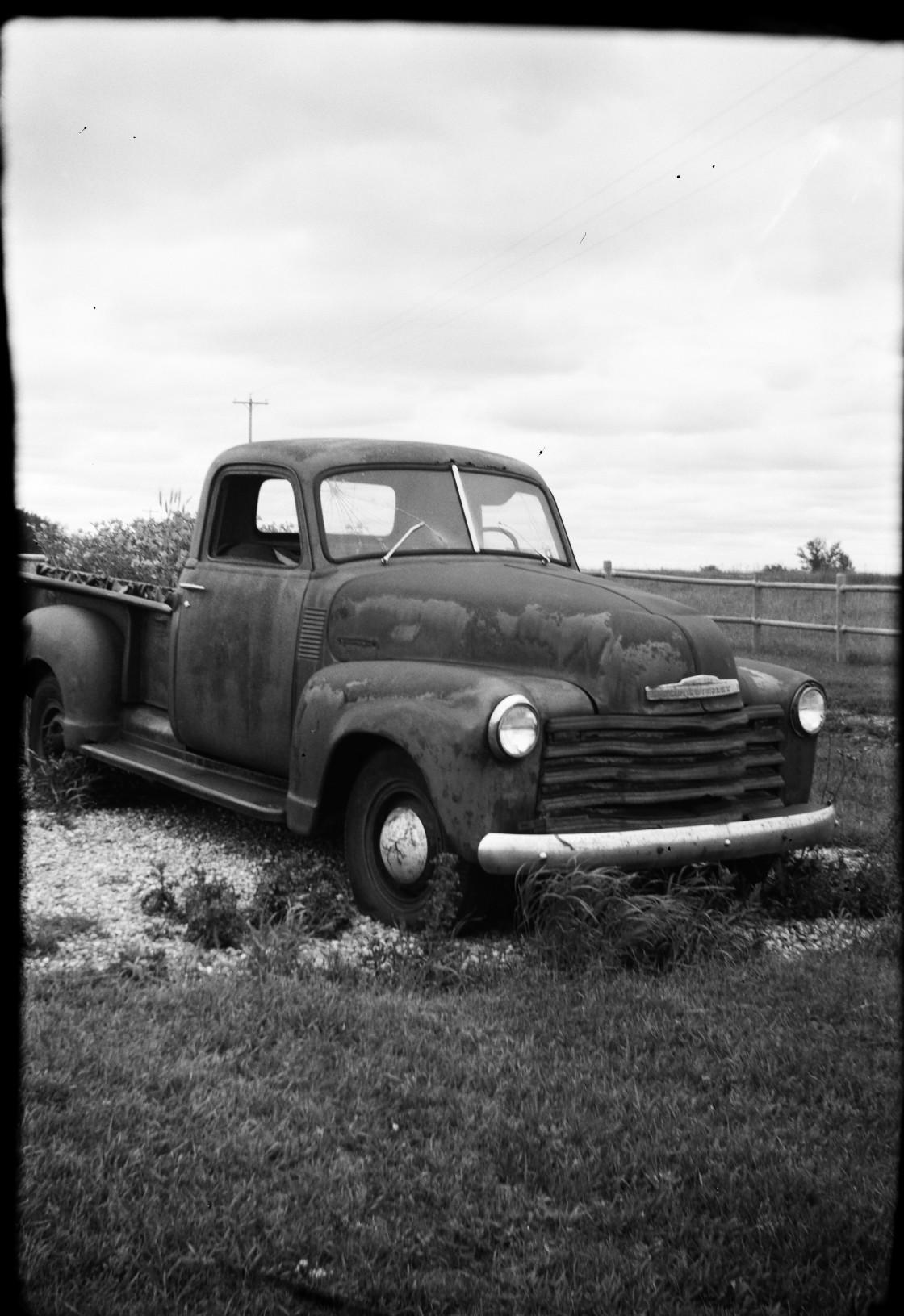 """""""Flower truck"""" stock image"""