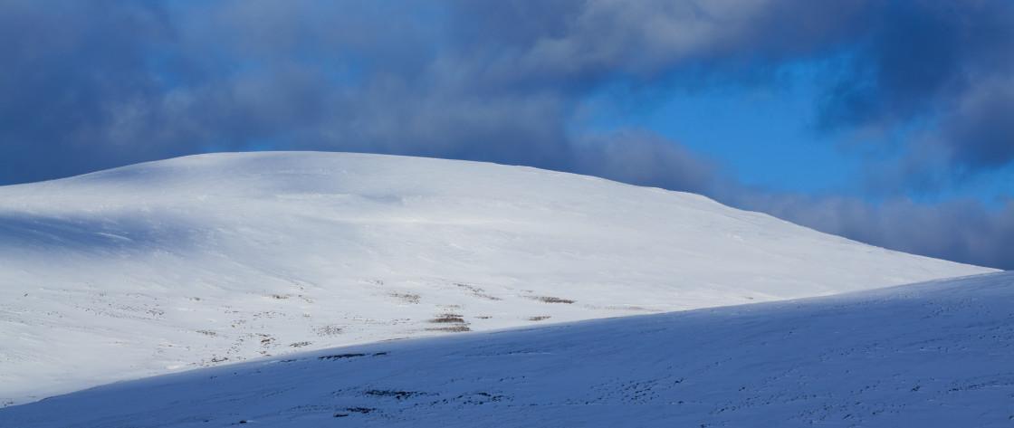 """England, Northumberland, Northumberland National Park."" stock image"