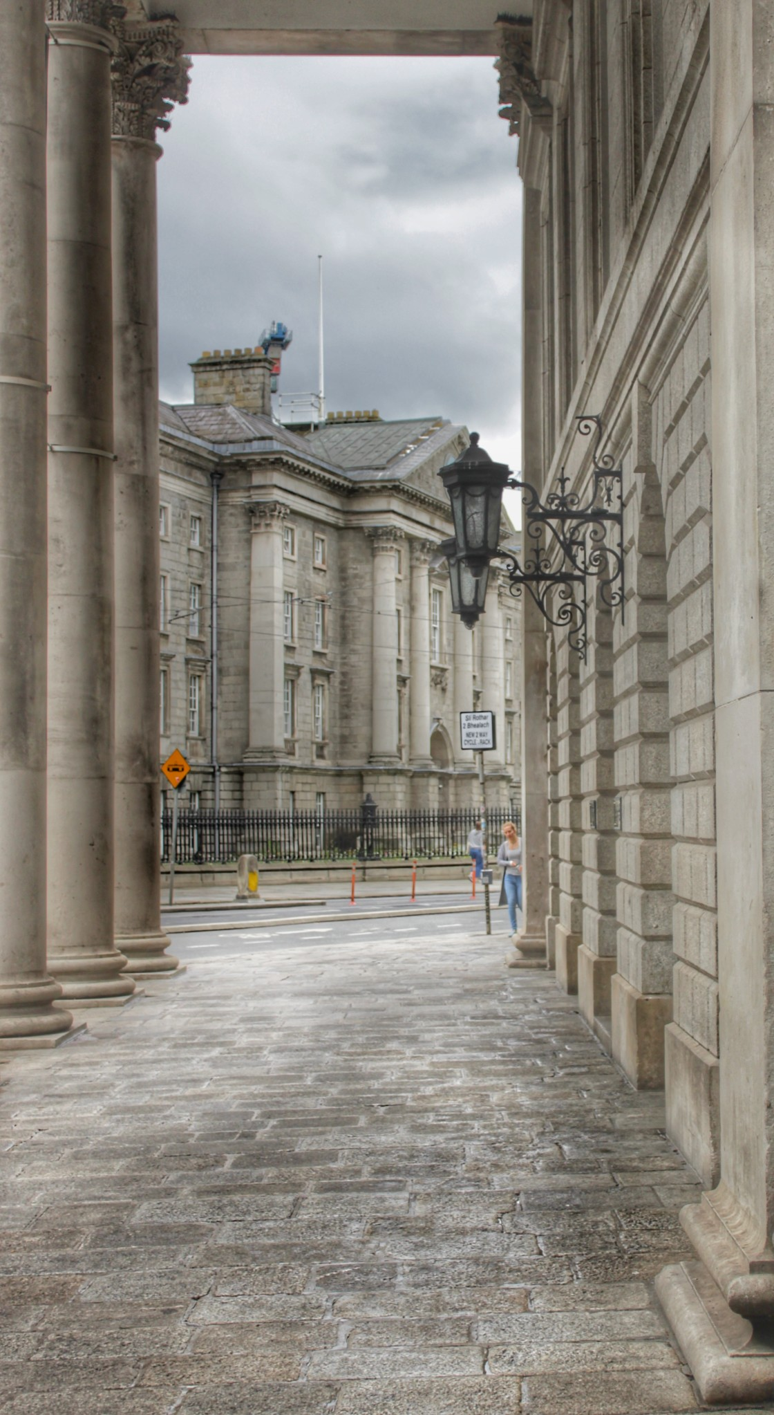 """Dublin"" stock image"