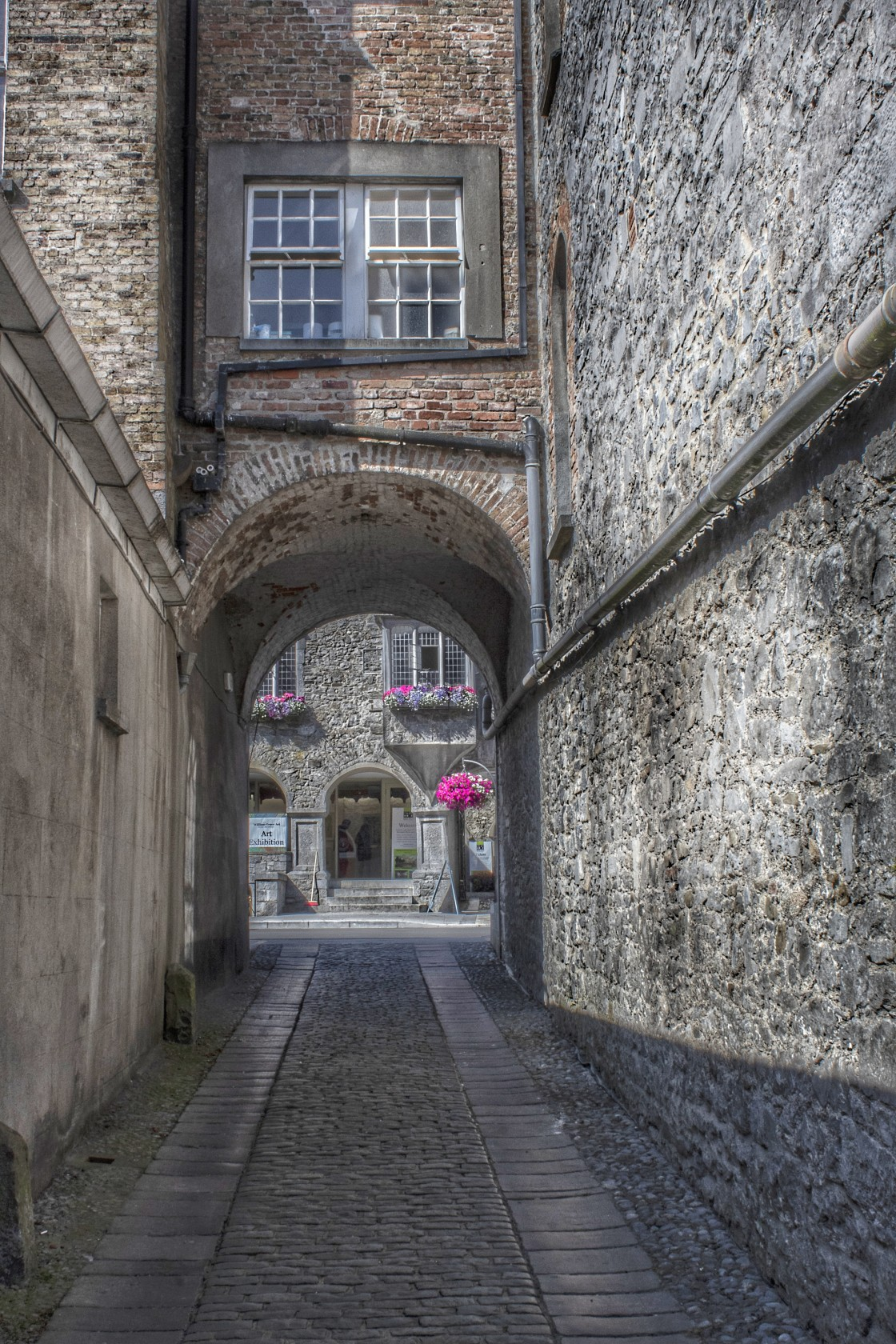 """""""Rothe House"""" stock image"""