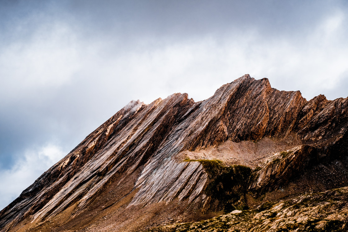 """Massif du Queyras, France"" stock image"