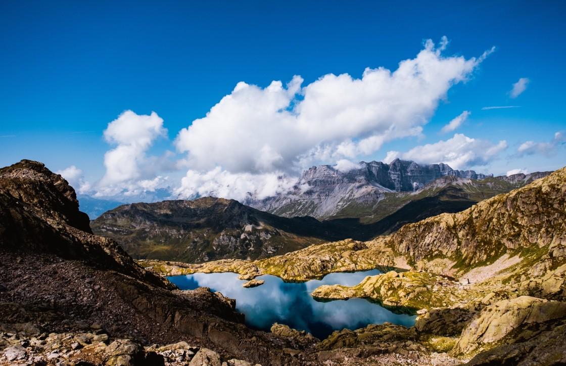 """""""Chamonix-Mont-Blanc, France"""" stock image"""
