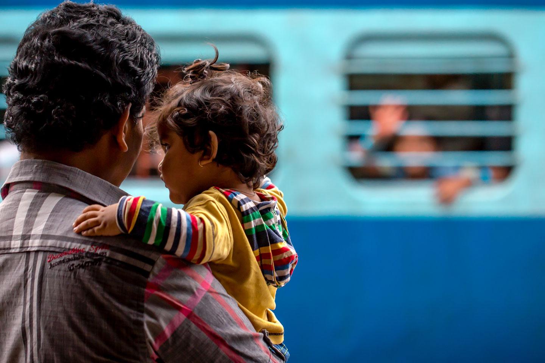 Madurai arrival