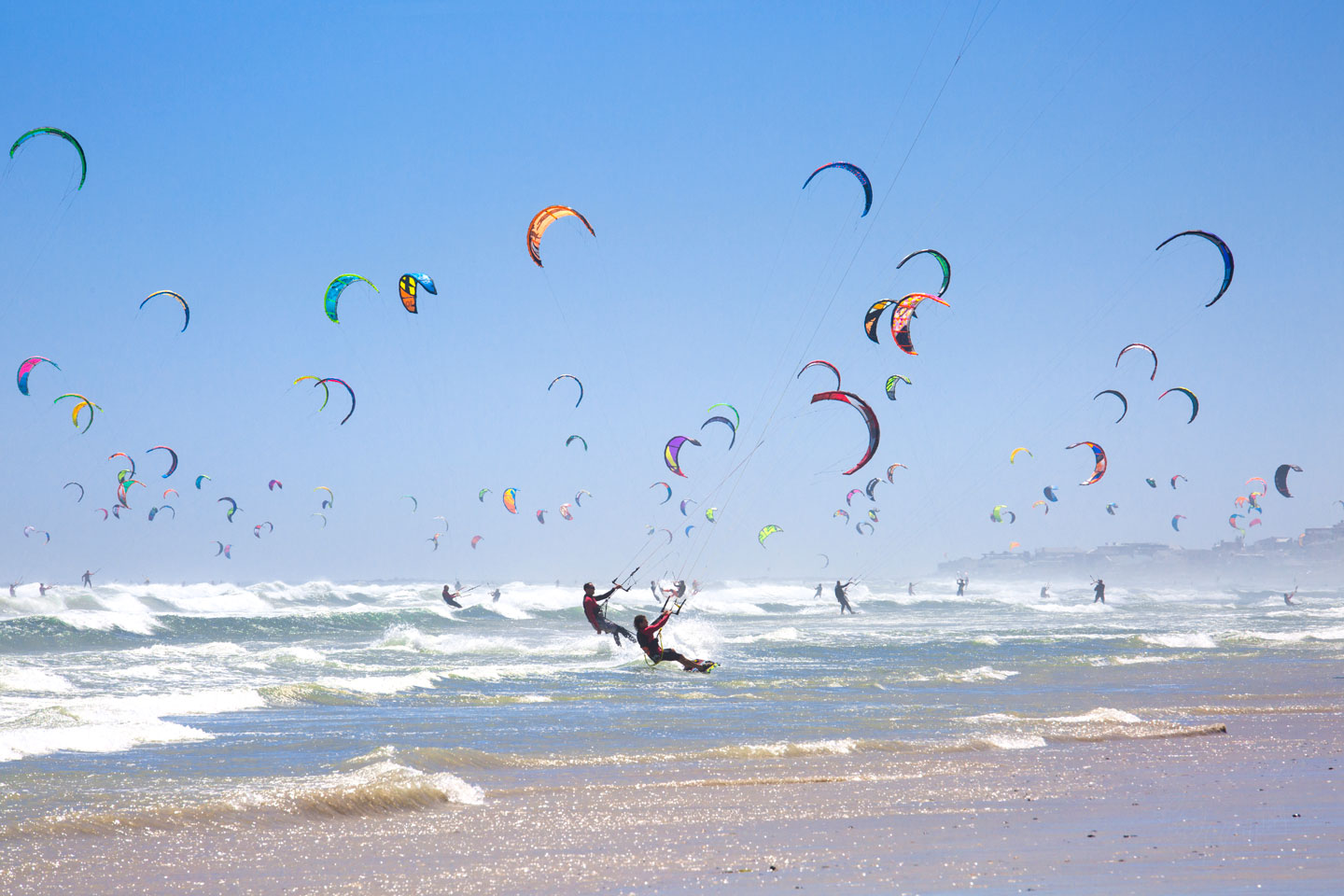 New Guinness World Record - Kitesurfing Armada South Africa