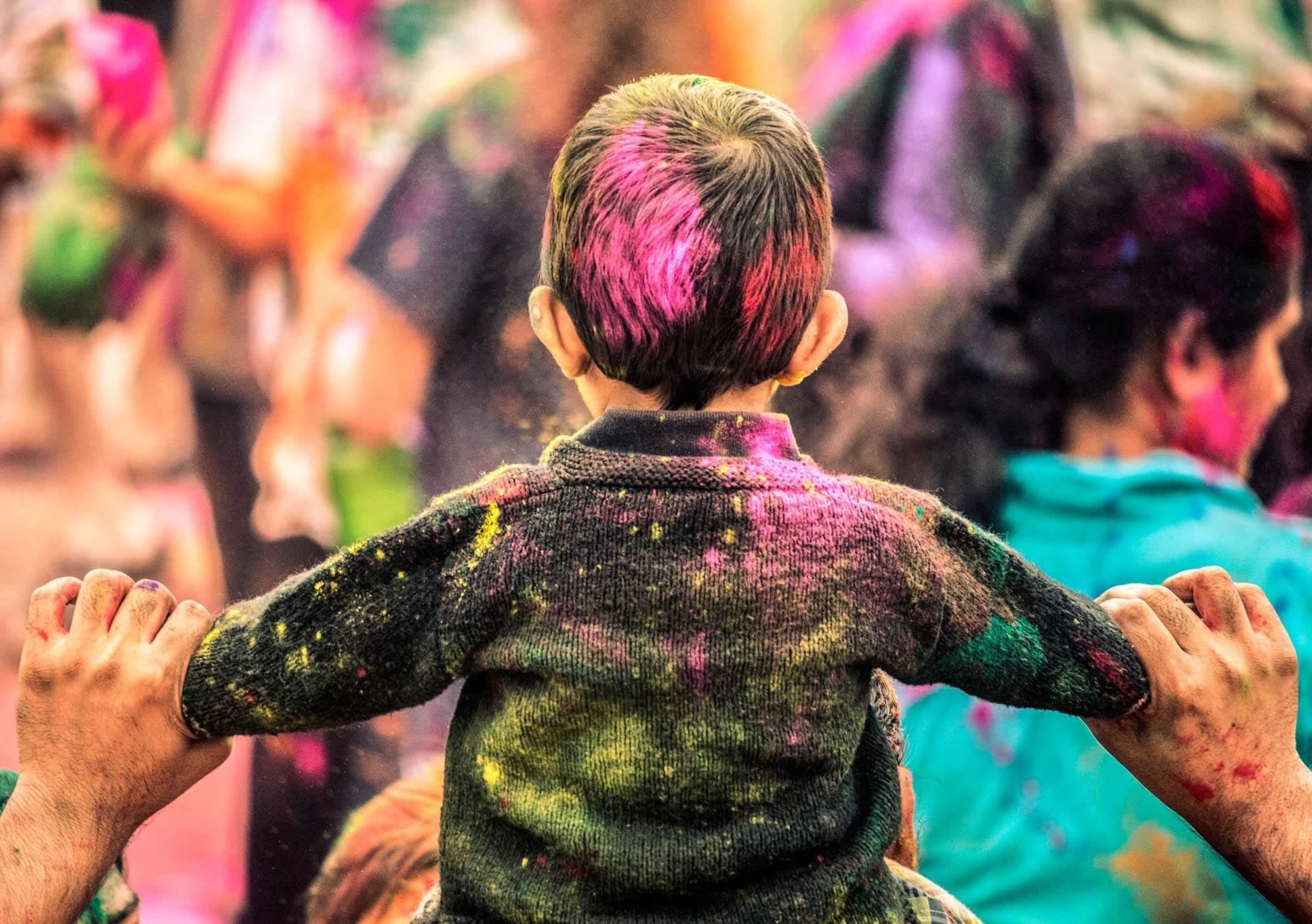 Celebrating Colors