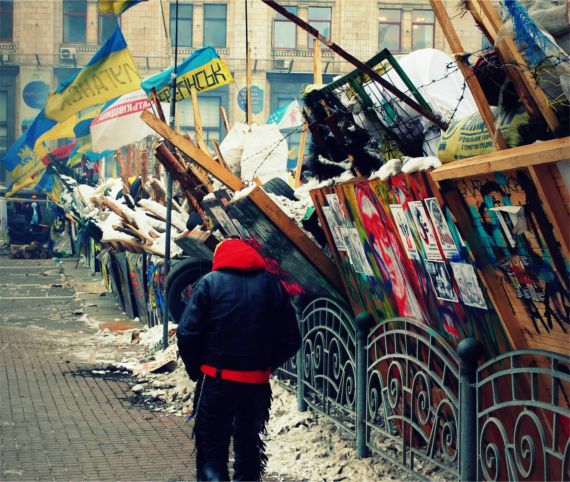 Kiev Occupation Zone II