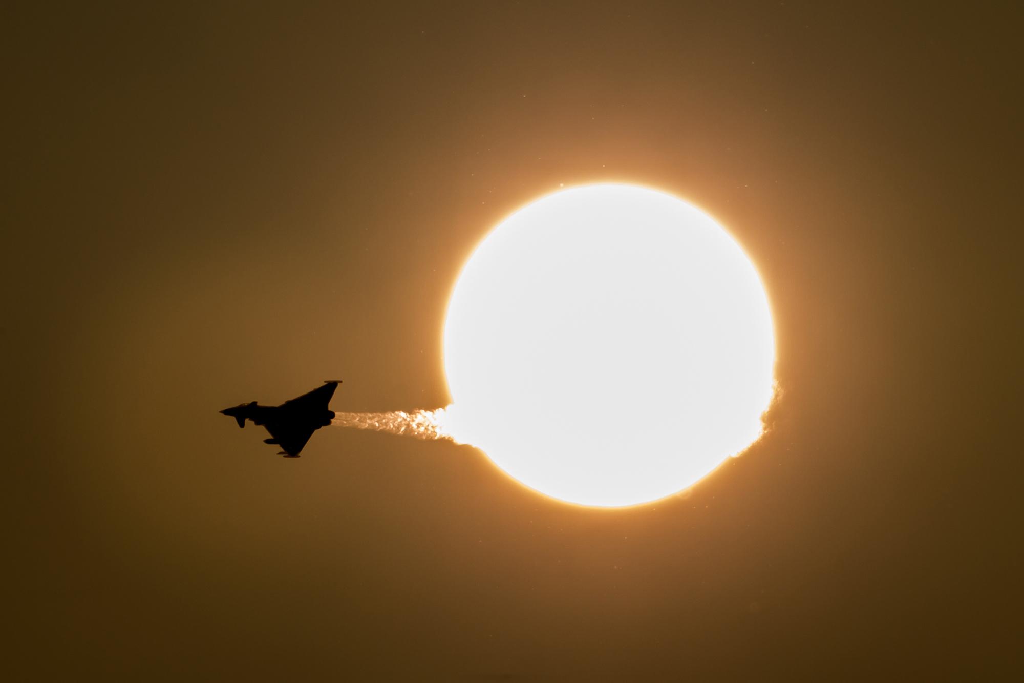 Typhoon sun