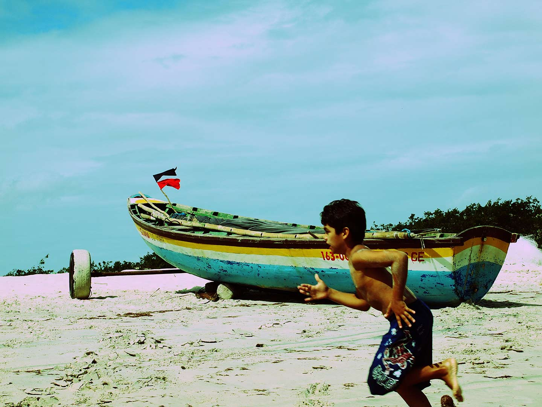 Beach Boy, Jericoacoara, Brazil