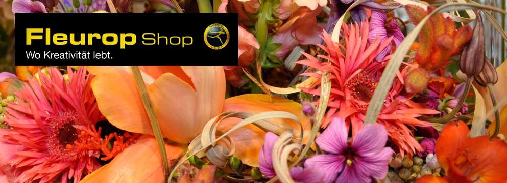 Blumen für die Kunst & Fleurop Shop Uster