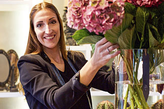 Nicole Matter Fleurop Shop