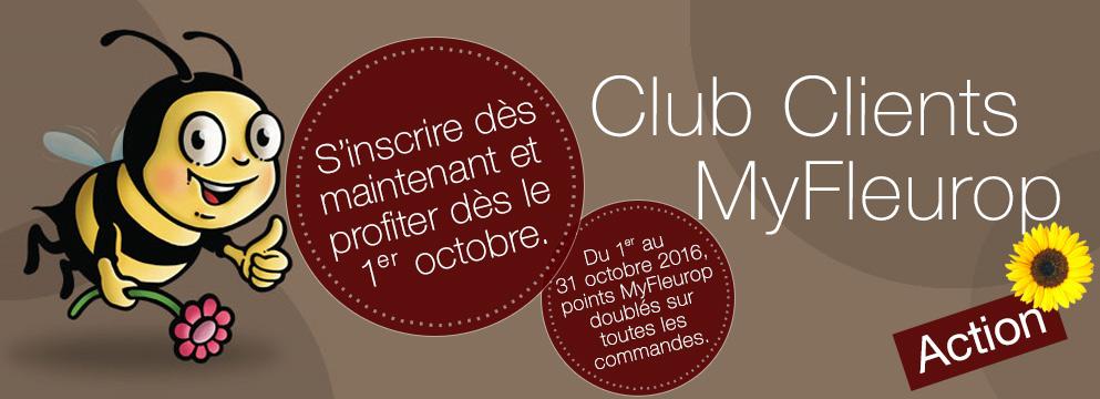 Club Clients MyFleurop