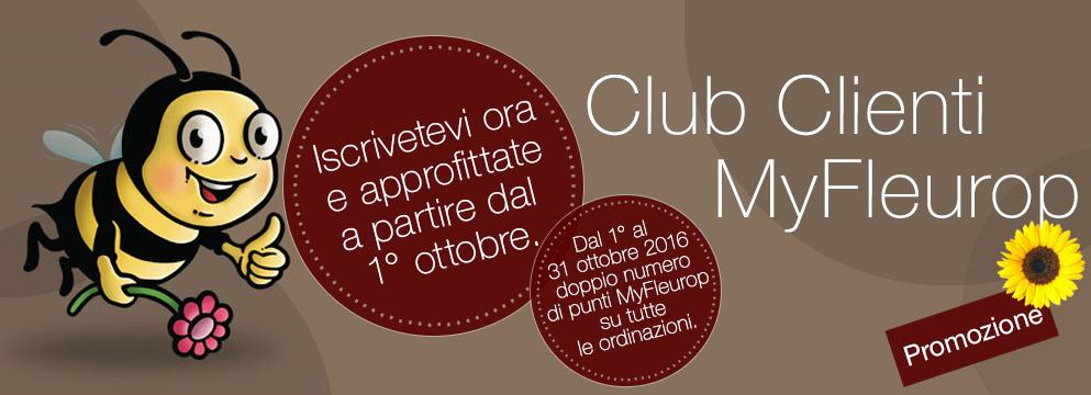 Club Clienti MyFleurop