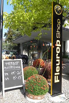 Fleurop Shop Front