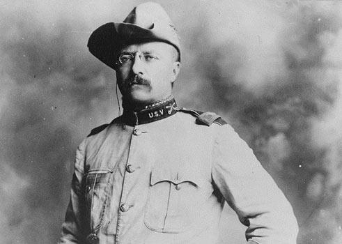 Colonel Theodore Roosvelt