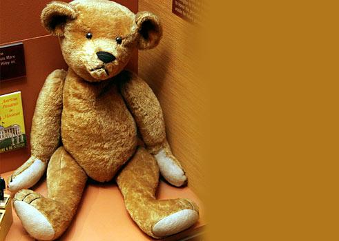 Erster Teddybär