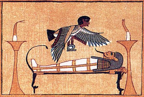 Herz bei den alten Ägyptern