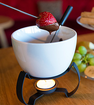 Gottlieber chocolate fondue