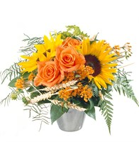 Sonnenblumenstrauss