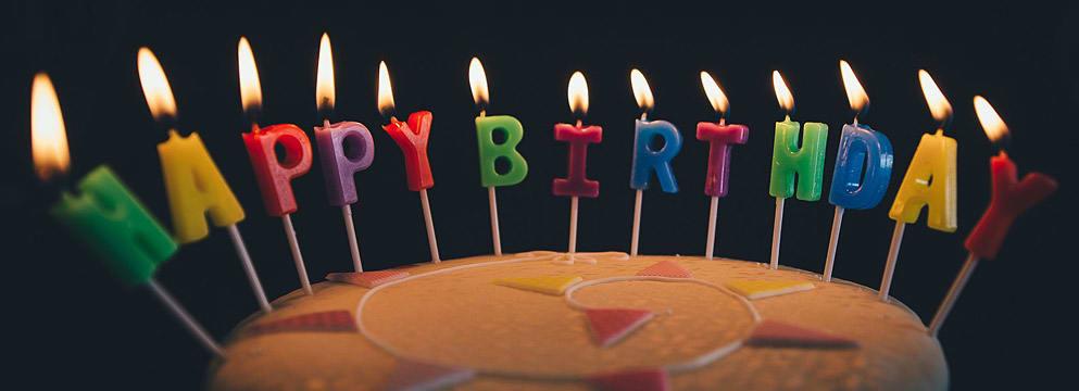 Sprüche Wünsche Und Zitate Zum Geburtstag