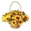 Media 1 - Sunflower Basket