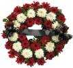 Media 1 - Wreath With Ribbon