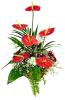 Media 1 - Arrangement of Cut Flowers