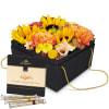 Media 1 - Flowerbox «Cuzco» (20 cm) with Gottlieber Hüppen