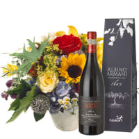 Happy Day with Amarone Albino Armani  DOCG (75cl)