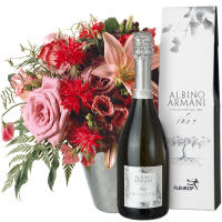Lily Princess with Prosecco Albino Armani DOC (75cl)