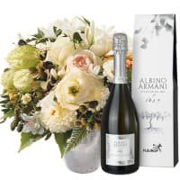 Perle florale Bianca avec prosecco Albino Armani DOC (75cl)