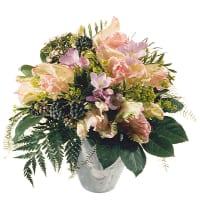Bouquet de tulipes romantique