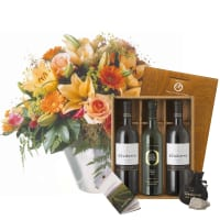 "Magic of the South with Gudarrà Gift–set ""Southern Italian Essence"""