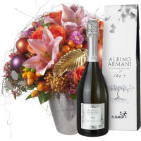 Christmas Magic with Prosecco Albino Armani DOC (75cl)