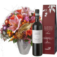 Christmas Magic with Ripasso Albino Armani DOC (75cl)