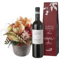 Magic and Elfs (arrangement) with Ripasso Albino Armani DOC (75cl)