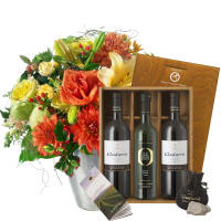 "Vitality with Gudarrà Gift–set ""Southern Italian Essence"""