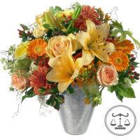 Blumenstrauss Waage (24.09. - 23.10.)