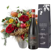 Fairy-tale Forest with Amarone Albino Armani  DOCG (75cl)
