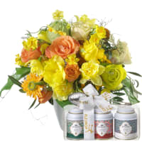 Hurray, Spring is Here ... with Gottlieber tea gift set