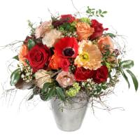 Printemps romantique avec roses