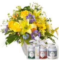 Summer Sunshine with Gottlieber tea gift set