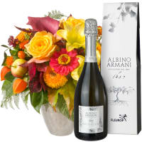 Late Summer Magic with Prosecco Albino Armani DOC (75cl)